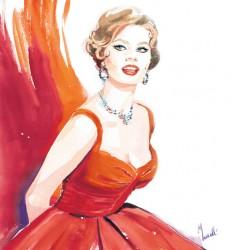 Sophia Loren 1950s